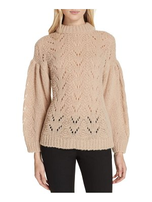 Kate Spade New York pointelle sweater