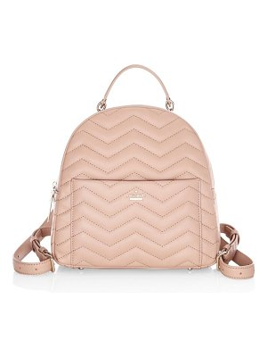Kate Spade New York reese park quilted backpack
