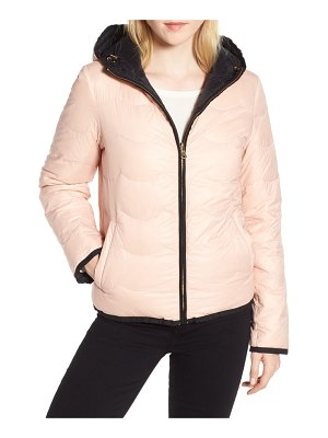 Kate Spade New York reversible quilted down jacket