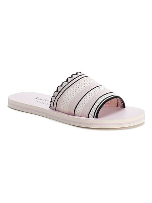 Kate Spade New York slide sandal