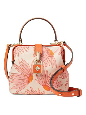 Kate Spade New York small remedy grand daisy top handle bag