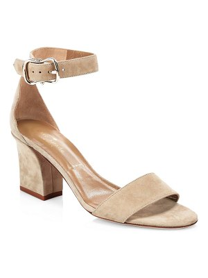 Kate Spade New York susane suede ankle-strap heels