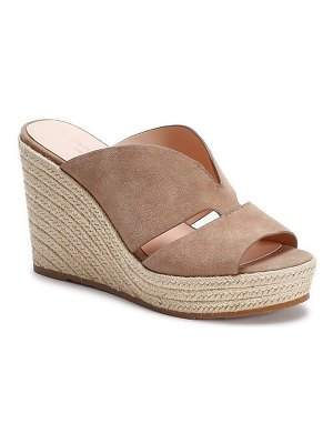 Kate Spade New York tropez wedge slide sandal