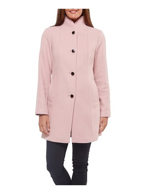 Kate Spade New York wool-twill button coat
