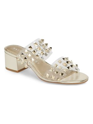 KATY PERRY The Kenzie Studded Sandal