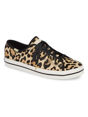 Keds for kate spade new York keds for kate spade new york kickstart genuine calf hair sneaker