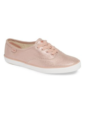 Keds keds champion glitter suede sneaker