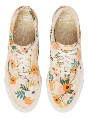 Keds keds x rifle paper co. anchor lively floral slip-on sneaker