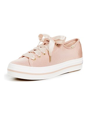 Keds x kate spade triple kick sneakers