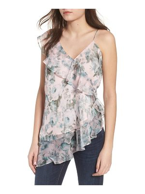 KEEPSAKE Cosmic Girl Ruffle Top