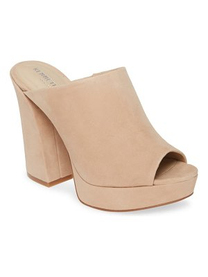 Kenneth Cole gracen mule platform sandal