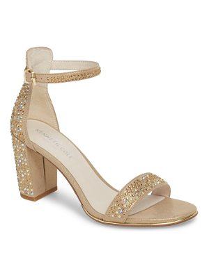 KENNETH COLE 'Lex' Ankle Strap Sandal