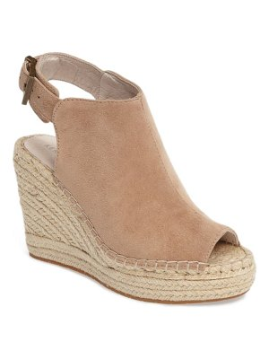 Kenneth Cole 'olivia' espadrille wedge sandal