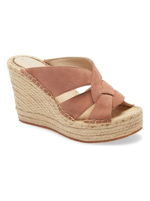 Kenneth Cole olivia platform slide sandal