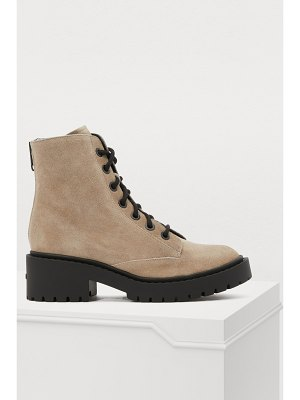 KENZO Lace-up boots