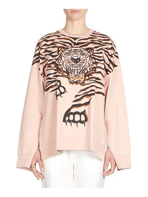 KENZO Tiger Claw Graphic Sweatshirt