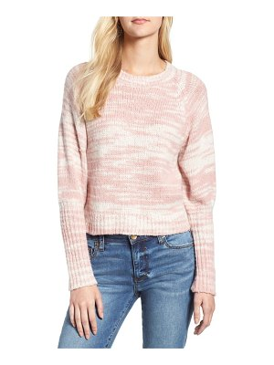 Kersh cropped sweater