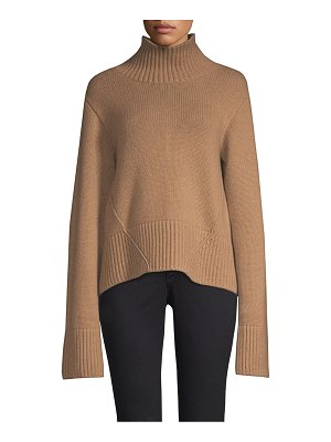 Khaite wallis cashmere turtleneck sweater