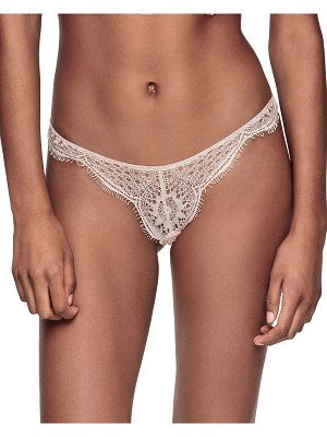Kiki De Montparnasse Stretch-Lace G-String