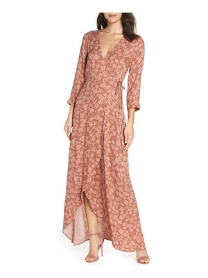 Knot Sisters monica wrap dress