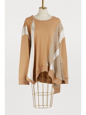 KOCHÉ Cutout sweater