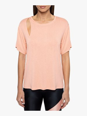 Koral Activewear Fluid Calma Slash Tee