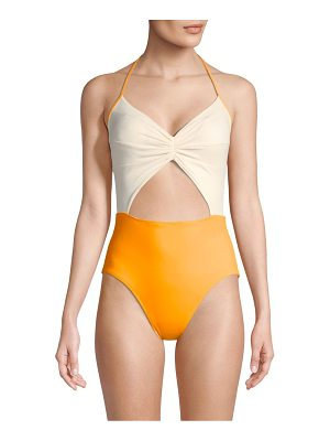 KORE One-Piece Flora Maillot Swimsuit