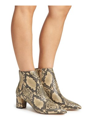 Kurt Geiger London burlington ankle bootie