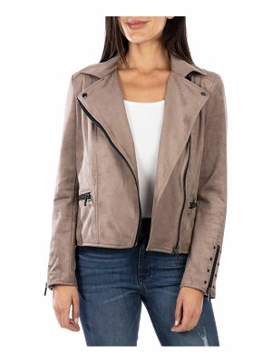 KUT from the Kloth faux suede eveline jacket