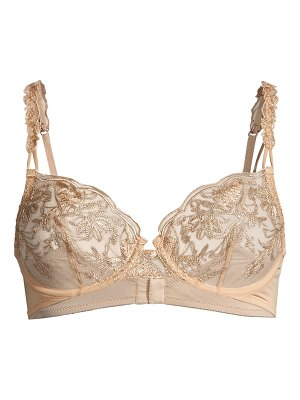 La Perla beatrice embroidered underwire bra