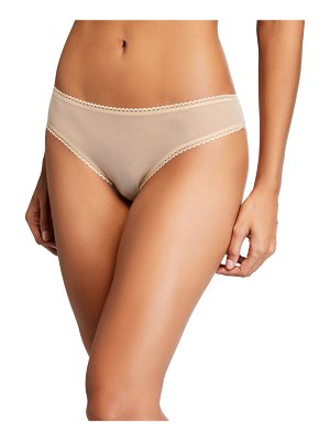 La Perla Lapis Lace-Back Medium Briefs