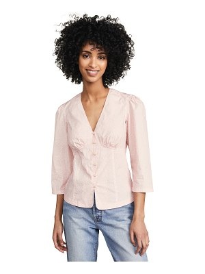 La Vie by Rebecca Taylor long sleeve nouvelle top