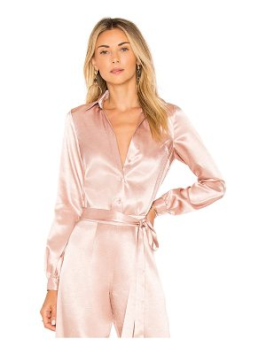 L'Academie The Berit Bodysuit