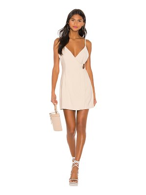 L'Academie The Brigitte Mini Dress