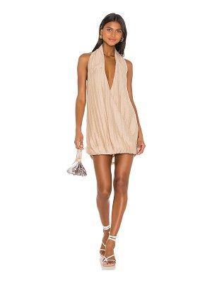 L'Academie the elicia mini dress
