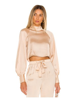 L'Academie the joli crop top