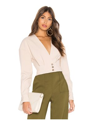 L'Academie The Karen Blouse