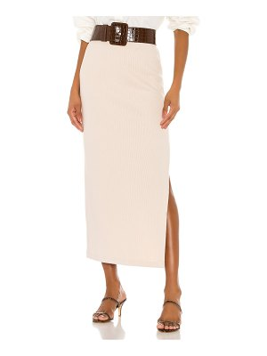 L'Academie the mia midi skirt