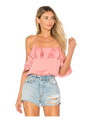 L'ACADEMIE The Off Shoulder Bodysuit