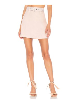 L'Academie The Paulo Mini Skirt