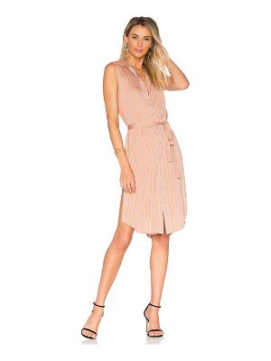 L'ACADEMIE The Sleeveless Midi Dress