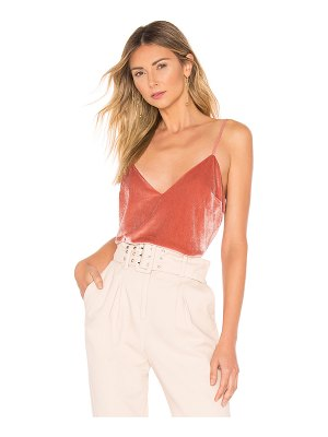 L'Academie The V Neck Cami