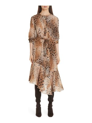 Lafayette 148 New York delancy silk dress