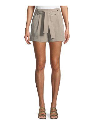 LAFAYETTE 148 NEW YORK Greenpoint Bi-Stretch Pima City Shorts