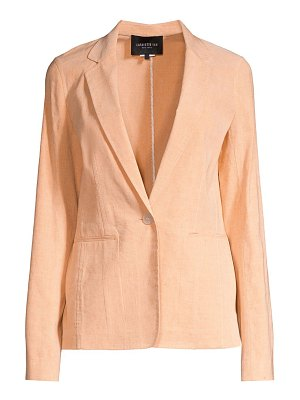 Lafayette 148 New York lyndon stretch-linen blazer