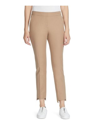 Lafayette 148 New York manhattan step hem slim pants