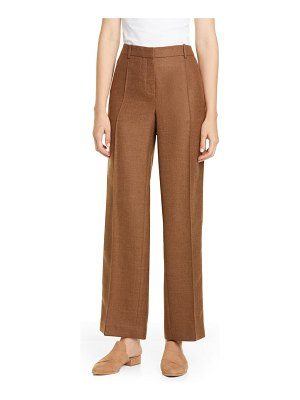Lafayette 148 New York winthrop wide leg pants