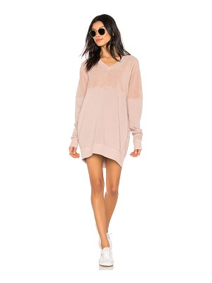LAmade Peyton Tunic Sweatshirt Dress
