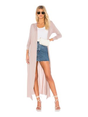 LAmade Reed Duster Cardigan