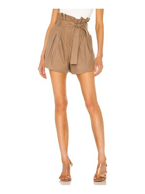 LaMarque jaira leather short
